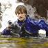 AQUAPAC funda estanca y sumergible para camara - 458 reflex - dentro del agua