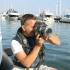 AQUAPAC funda estanca y sumergible para camara - 458 reflex - en el puerto