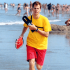 AQUAPAC | Funda 100% estanca & sumergible | Estandar | PRO | Radio VHF | Walkie | con arnés |Vigilancia de Playa