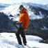 Azul | Riñonera | TrailProof | en la nieve