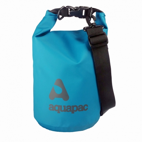 azul | 7 Litros | Bolsa Seca | Petate c/ Cincha | 100% estanco | TrailProof