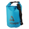 azul | 15 Litros | Bolsa Seca c/ Cincha | Petate | 100% estanco | TrailProof