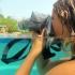 Reflex | Cámara | dentro del agua