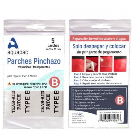 901 Parches Pinchazo tipo B