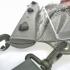 Funda estanca y sumergible para electronica - grande - detalle ojal-fijación