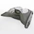 AQUAPAC funda estanca y sumergible para camara - 418 mediana - detalle cierre