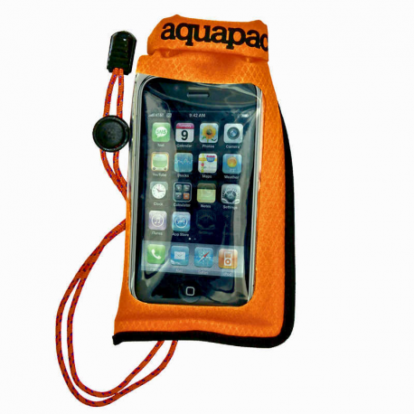 Aquapac | Mini | Móvil & Gps | Naranja | 034 | delante