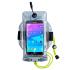 AQUAPAC | Conexión Auriculares | Grande | Brazalete | Samsung Galaxy Note 4 | delante