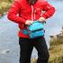 Lima | Riñonera | TrailProof | bolsillo interior con cremallera | Senderismo | cerrando la riñonera