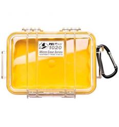 Peli | MIcro Case - Caja estanca 1020 amarillo