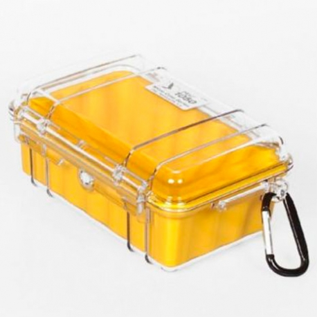 Peli | MIcro Case - Caja estanca | 1050 | amarilla