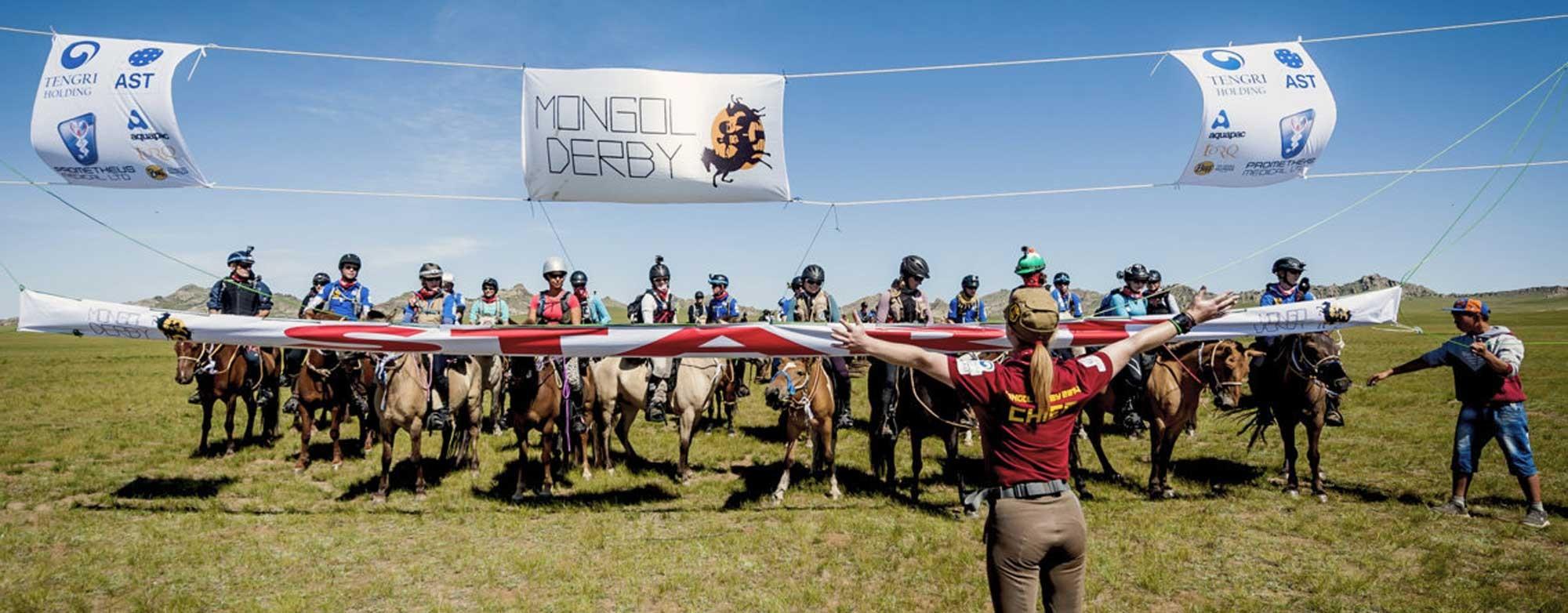 Salida Mongol-derby